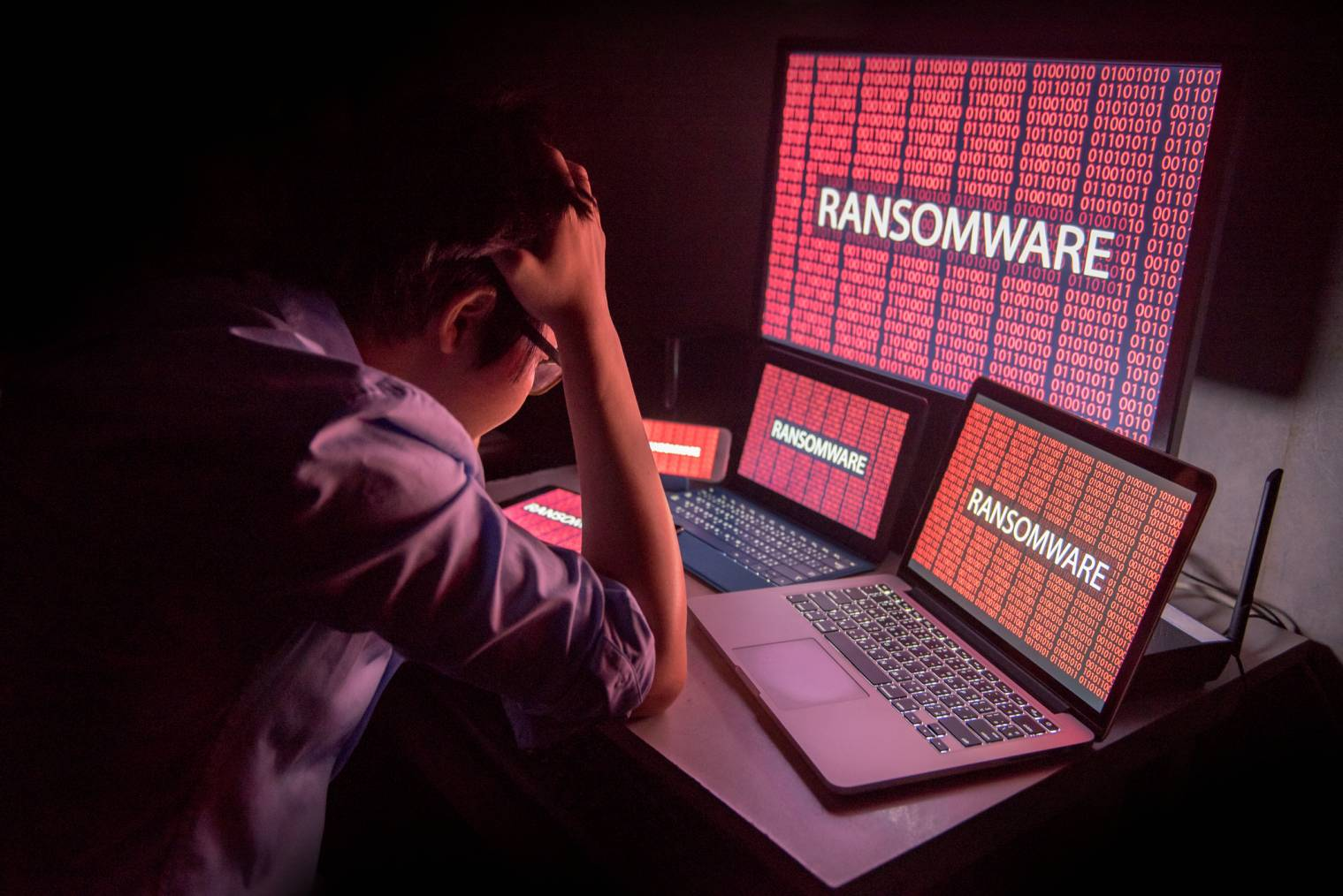piratage informatique ransomware